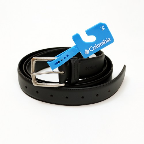 Trinity Casual Leather Belt - Black