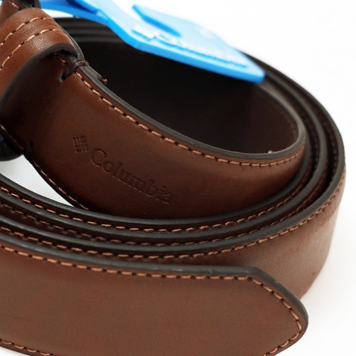 Trinity Casual Leather Belt - Brown