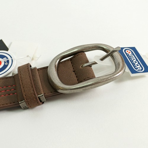 Color Switch Belt - Brown