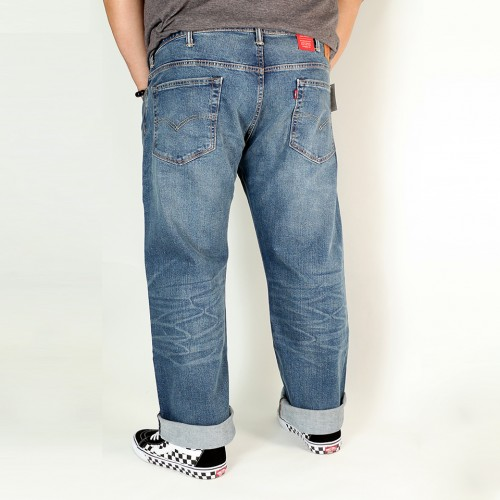 502 Regular Classic Stretch Jeans - Demic