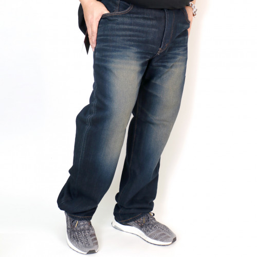 "503 ""GRAND DENIM"" ED503-226 - Dark Indigo Washed"