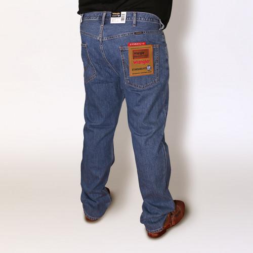 Standard Fit Jeans - Vintage Blue