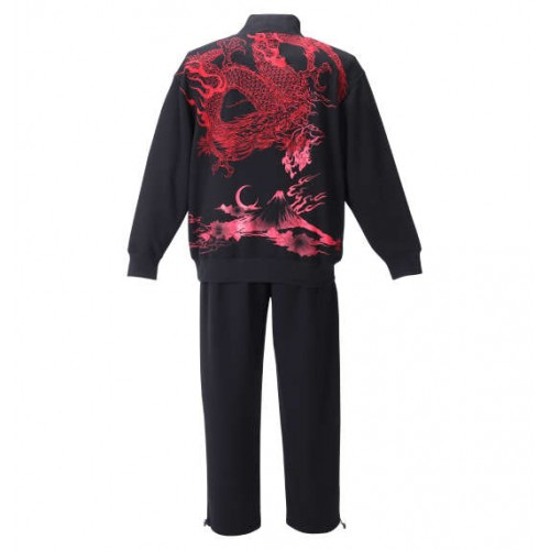 Dragon Advent Jersey Set - Black