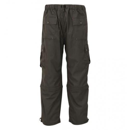 2 Way Cargo Pants -Sage Green