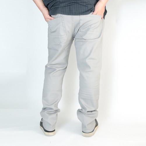 Stretch Twill Pant - Grey