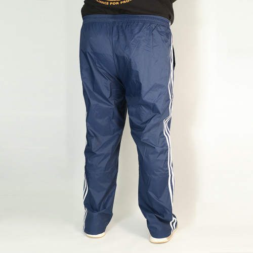 Athletics Essential Woven Pants - Collegiate Navy/White