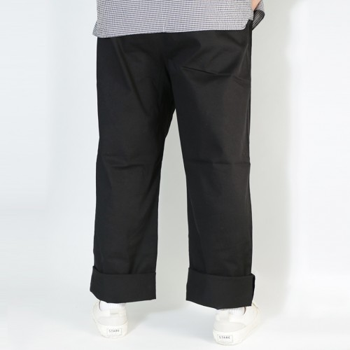 Stretch Easy Pants - Black