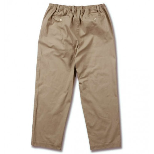Stretch Easy Pants - Beige