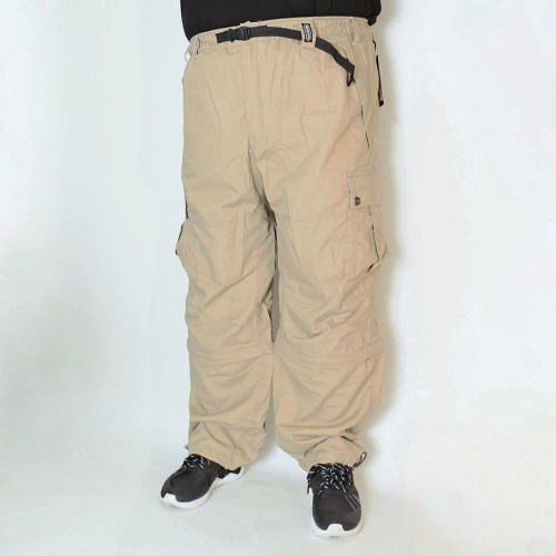 2 Way Cargo Pants - Khaki