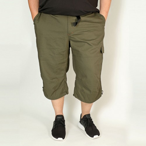 Buckle Shorts - Olive