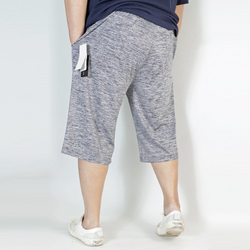 Cool & Dry Tech Shorts - Sliver Grey