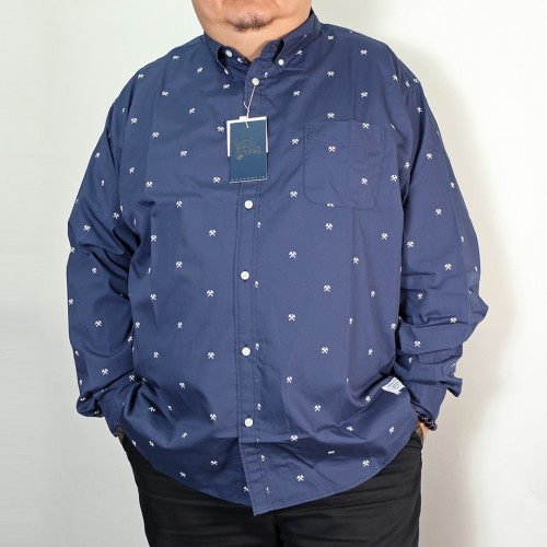 Casual Button Down - Hammer