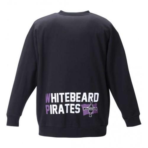 Portgas D Ace Sweater - Black