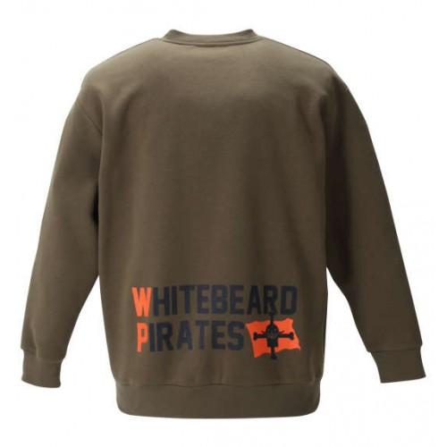 Portgas D Ace Sweater - Khaki