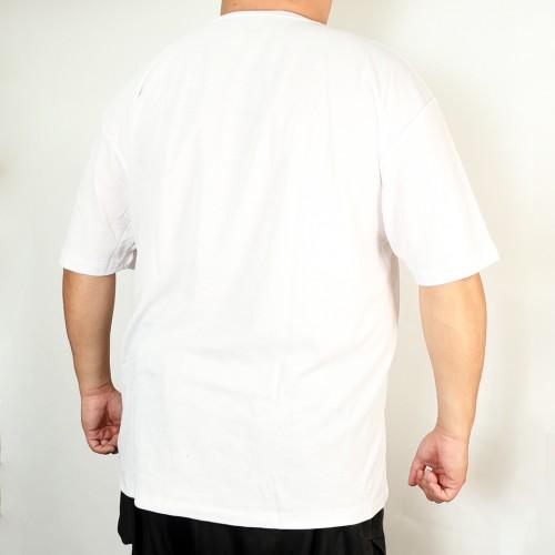 Dry Cool Honeycomb Sport Shirt - White