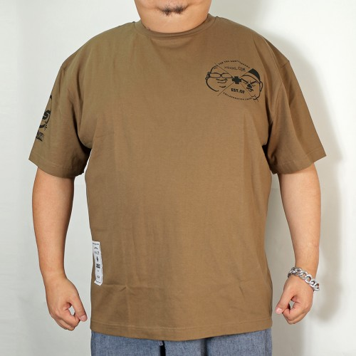 10Y's Limited Glassman Tee - Dark Green