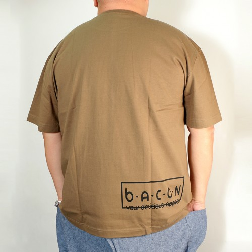 B. Badge Tee - Dark Green