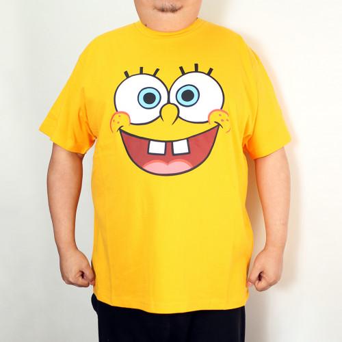 Big Head Tee - Yellow