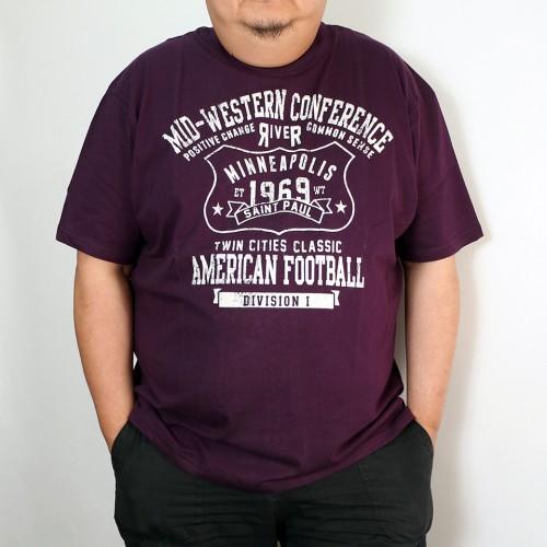 Mid-Western Conference Tee - Purple