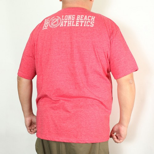 Long Beach Tee - Red