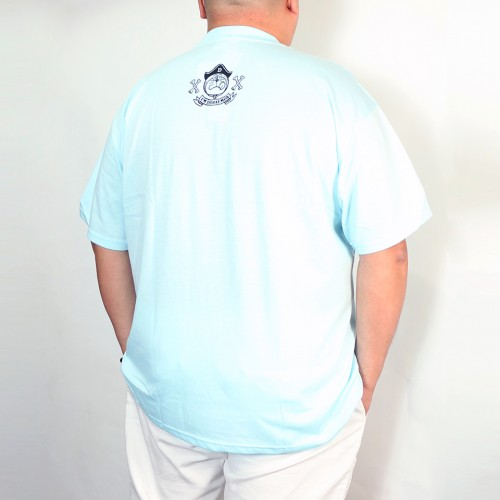 Discoveries Tee - Blue