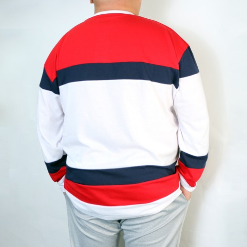 Switchover Classic Logo Tee - Red/White