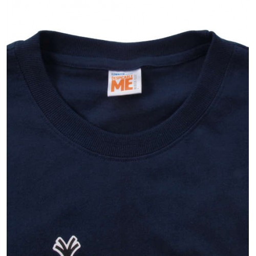 Minions Cotton S/S Tee - Navy