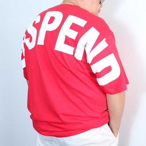 Spend Nothing Tee - Red