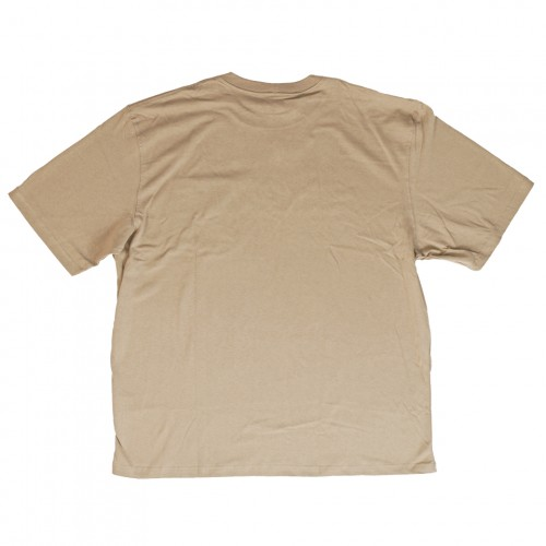 Simple S/S Pocket Tee - Desert